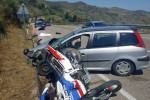 L'incidente sulla SS 117 (foto telenicosia.it)