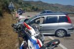 Scontro auto-moto vicino Mistretta, muore un uomo di 32 anni di Nicosia