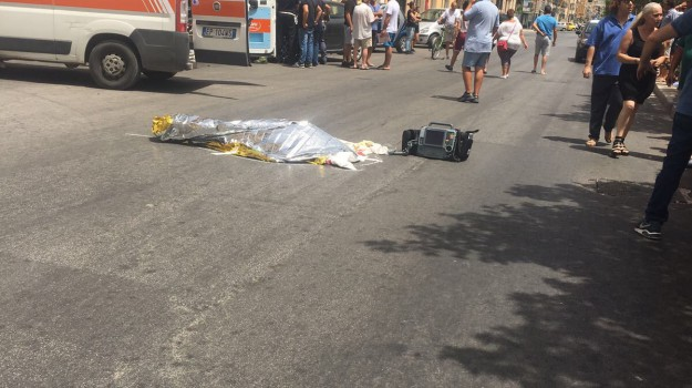 incidente mortale trapani, travolta e uccisa trapani, Anna Di Nicola, Trapani, Cronaca