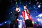 J-Ax e Fedez portano il rap al teatro antico di Taormina