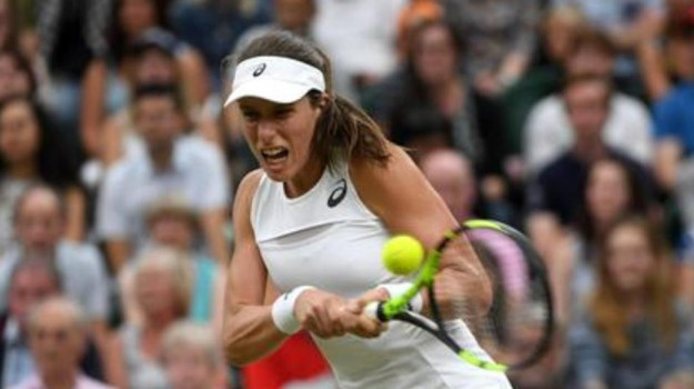 Tennis, Johanna Konta, Palermo, Sport