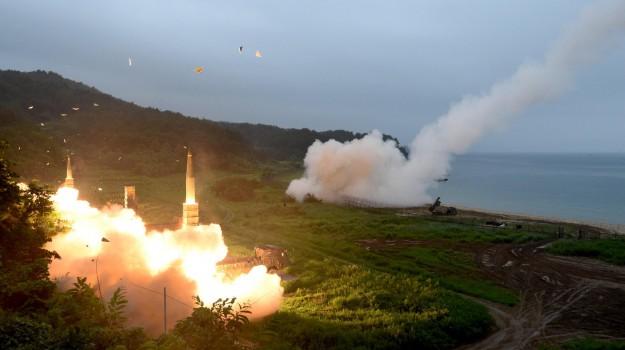 lancio missili, tensione corea del nord, test balistici, Kim Jong-un, Sicilia, Mondo