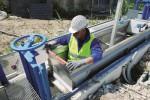 Riparata la condotta, a Sciacca riprende l'erogazione idrica