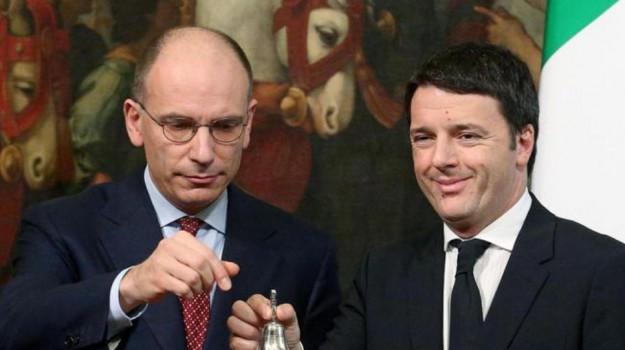 Il libro di Renzi, Enrico Letta, Matteo Renzi, Sicilia, Politica