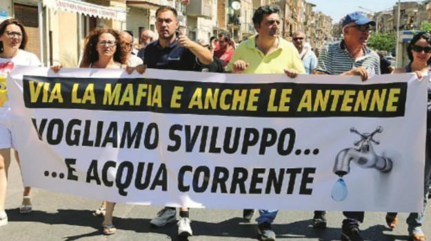 emergenza idrica niscemi, Caltanissetta, Cronaca
