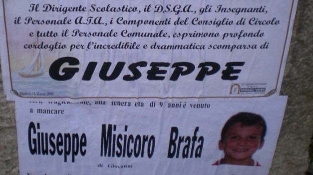 bimbo sbranato randagi scicli, Giuseppe Brafa, Ragusa, Cronaca