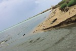 Chiazza nera nel mare a Licata, allarme dei residenti