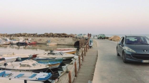 Alghe Porto Selinunte, Trapani, Cronaca