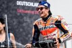 Marquez domina il gp di Germania e vola in testa al mondiale, Rossi solo quinto