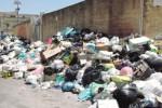 Allarme a Mazara, la città invasa dai rifiuti