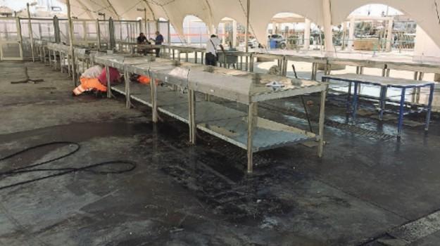 mercato ittico trapani, Trapani, Economia
