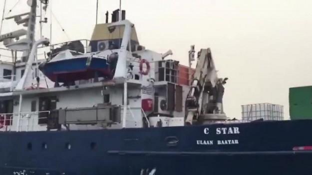 defend europa, nave anti-ong, Catania, Cronaca