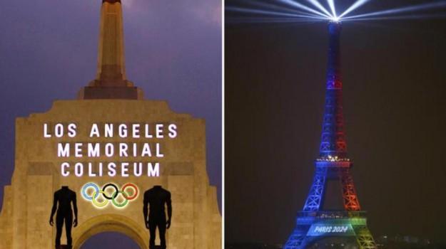 olimpiadi, Parigi e Los Angeles, Sicilia, Sport