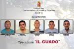 Furti ed estorsioni in un autoparco di Noto, sgominata una banda: cinque arresti
