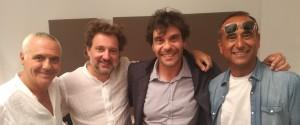 Tre «toscanacci» in tour fra comicità e burle, tappa a Taormina