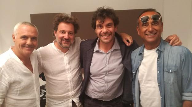 Carlo Conti, Giorgio Panariello, Leonardo Pieraccioni, Messina, Cultura