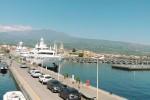 Porti con vista sull'Etna, abbondano gli approdi stagionali