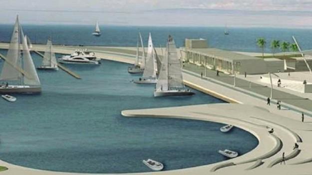 Porto di Marina di Marsala, Trapani, Economia
