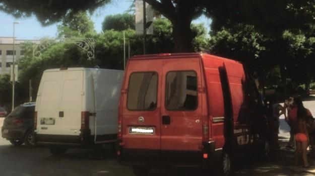 posteggio disabili, Agrigento, Cronaca