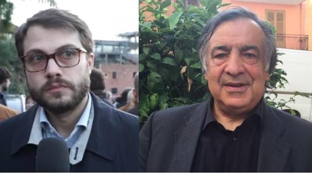 centrosinistra, regionali sicilia 2017, Fausto Raciti, Leoluca Orlando, Sicilia, Politica