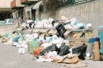 Rifiuti a Caltanissetta, al via il ritiro dei vecchi cassonetti