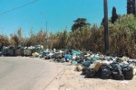 Torre Marausa a Trapani invasa dai rifiuti