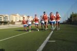 Al via il ritiro per l'Akragas, allenamenti guidati dal riconfermato Di Napoli