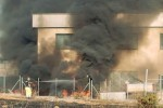 Rogo a Castelvetrano, distrutti due automezzi