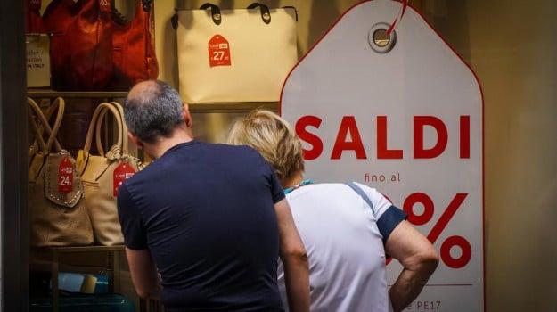confcommercio, saldi palermo, Palermo, Economia