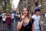 Il Festino di Santa Rosalia, la diretta video dal Cassaro