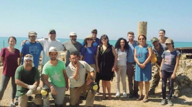 scavi archeologici realmonte, villa romana realmonte, Agrigento, Cultura