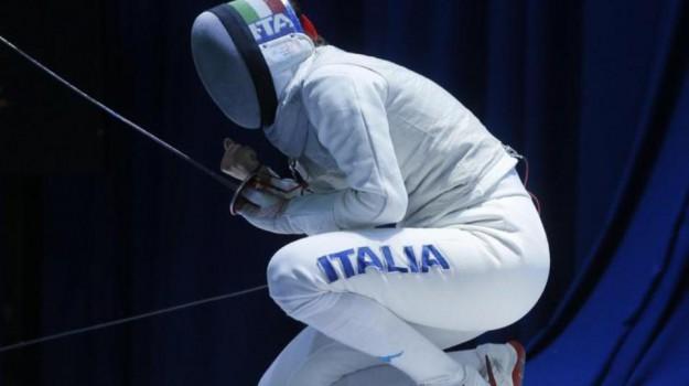 mondiali scherma, oro italiane scherma, Sicilia, Sport