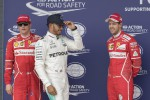 A Silverstone pole di Hamilton, precede Raikkonen e Vettel