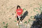 Dopo un mese dalla pulizia nella spiaggia di Sciacca tornano i rifiuti