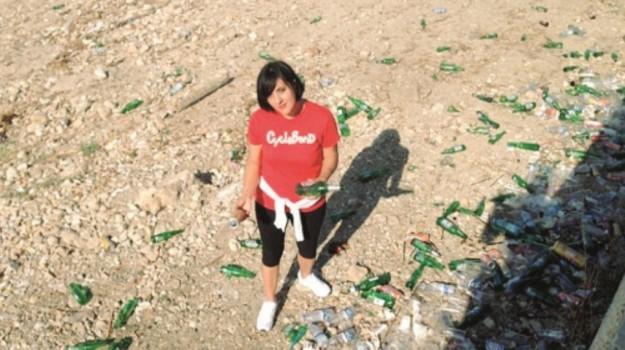 Pulizia in spiaggia, Agrigento, Cronaca