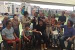 Il M5s consegna 60 borse di studio a sportivi disabili a Enna