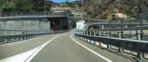 Autostrada Palermo-Messina, chiuse per lavori le rampe d'ingresso dello svincolo Giostra