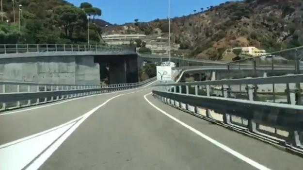 svincolo giostra messina, Messina, Cronaca