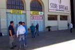 La Finanza al Barbera: i tifosi allo stadio e l'attesa - Video