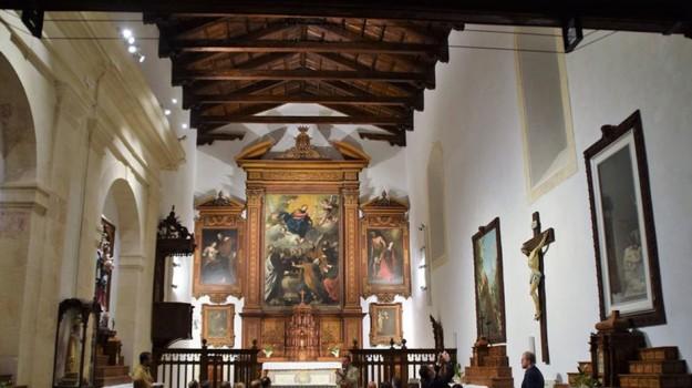 trittico novelli ragusa, Ragusa, Cultura