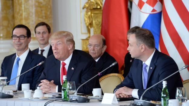 usa-russia, Donald Trump, Sicilia, Mondo