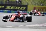 Doppietta Ferrari in Ungheria, vince Vettel davanti a Raikkonen: Hamilton solo quarto