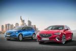 Opel Grandland X e Insignia GSi in premiere a Francoforte