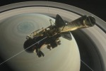 Ultimi giorni di Cassini su Saturno, in ascolto un 'orecchio' italiano