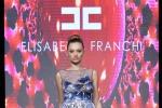 Moda: Elisabetta Franchi esce da calendario Milano Donna