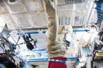 Prove di rianimazione in orbita per AstroPaolo