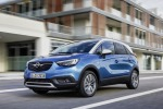In Europa per Opel Crossland X superata quota 50.000 ordini