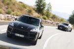 Collaudi estremi per terza generazione suv Porsche Cayenne
