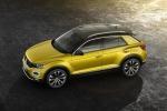 Pronto al debutto T-Roc, primo crossover compatto Volkswagen