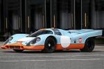 Sale febbre per le auto storiche: una Porsche a 14 mln dlr